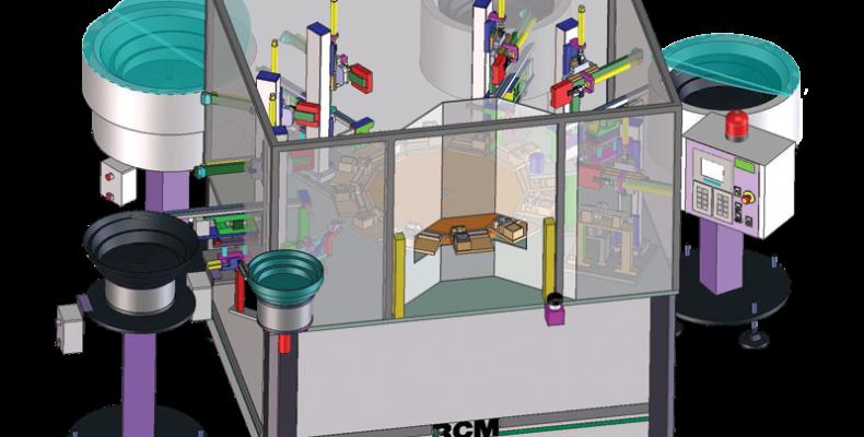 RCM macchine assemblaggio maniglie di finestre